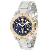 Gevril Sea Cloud R024 Men's Watch in 18K Yellow Gold &...
