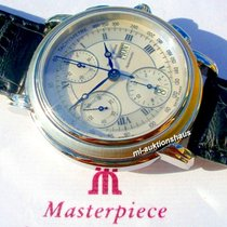 Μορίς Λακρουά (Maurice Lacroix) MASTERPIECE Chronograph CRONEO