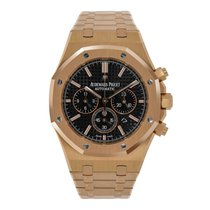 Audemars Piguet AP Royal Oak Chronograph 41 Rose Gold 2017