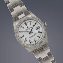 Rolex Date 'Hour Marker Bezel' Oyster Perpetual watch...