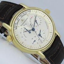 Jaeger-LeCoultre Geographic Gold Weltzeit GMT