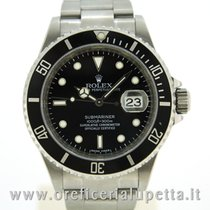 Rolex Submariner Bracciale SEL Anello RRR 16610