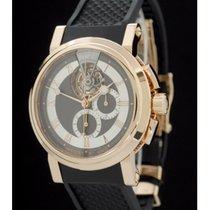 Breguet Marine Chronograph Tourbillon - Ref.: 5837br-92 - 18....