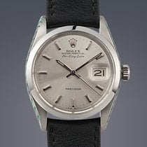 Rolex Air King Date Ref.5700 steel Oyster Perpetual