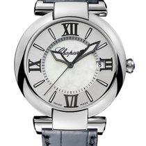 Chopard Imperiale Stainless Steel & Amethyst Ladies Watch