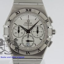 Omega Constellation Chronograph 1542.40.00 Box & Papers...