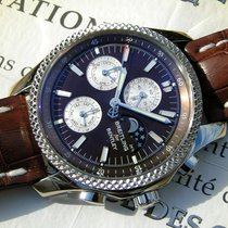 Breitling Bentley Mark Vi P19362 Complications 19 Stahl Platin...
