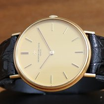 Vacheron Constantin Gold Vintage Drees watch