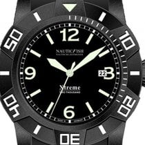Nauticfish Xtreme 2000M Stahl PVD Automatik Superluminova...