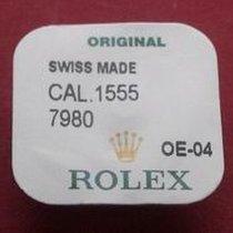 Rolex 1555-7980 Unruhe mit Breguetspirale, reguliert für...