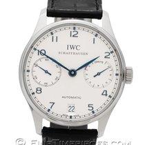 IWC Portugieser Automatic Edelstahl IW500107