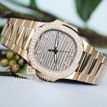 Patek Philippe Rose Gold - Ladies - Nautilus