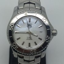 TAG Heuer LINK LADY MOTHER OF PEARL DIAL