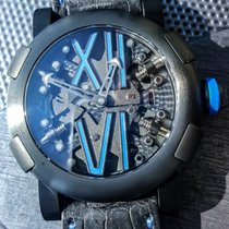 Romain Jerome SteamPunk Auto Blue Ltd 99