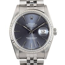 Rolex Datejust 36mm Steel