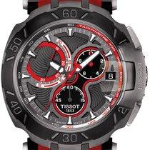 Tissot T-Race Herren Chronograph Jorge Lorenzo Limited Edition...