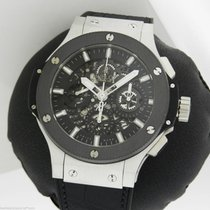 Hublot Big Bang Aero Bang 311.SM.1170.GR Black Dial 44mm...