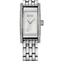 Hugo Boss 1502388 Ladies Cocktail Damenuhr silber 18mm 3ATM