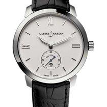 Ulysse Nardin Classico Stainless Steel Men's Watch