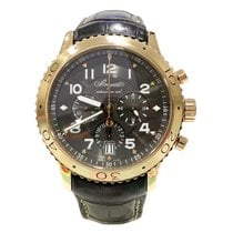 Breguet Transatlantique Type XXI 18Kt Rose Gold Flyback...