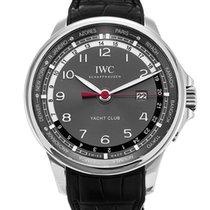 IWC Portugieser Yachtclub Worldtimer IW326602 Neu