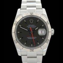 Rolex Datejust Turn-O-Graph - Ref.: 116264 - Edelstahl/Weissgo...