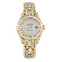 Rolex Oyster Perpetual Datejust Pearlmaster 69298