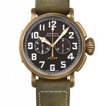 제니트 (Zenith) Pilot Type 20 Chronograph Extra Special Bronze...