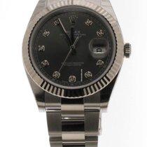Rolex Datejust 41mm 126334 Diamond Dial