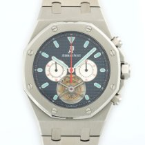 Audemars Piguet Royal Oak Tourbillon Blue Limited Edition Ref....