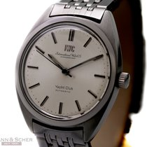IWC Vintage Yacht Club No Date Automatic Ref-811 Stainless...