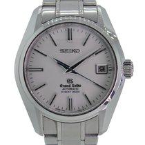 Seiko Grand Seiko Hi-beat 36000 Stainless Steel With Silver...