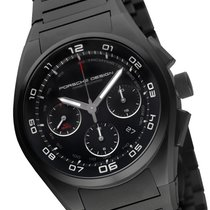 Porsche Design Dashboard Automatic Chronograph Herrenuhr black...
