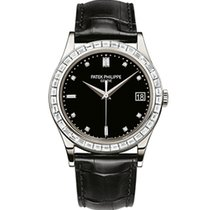 Patek Philippe 5298P Platinum Men Calatrava 38mm [NEW]