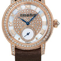 Audemars Piguet Ladies Jules Audemars Manual Wind 77229or.zz.a...
