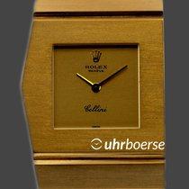 """Rolex Genéve Cellini """"King Midas"""" Gold 18kt  Handaufzug um 1965"""
