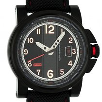 Schaumburg Watch GT Raceclub Automatik PVD 46mm