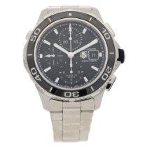TAG Heuer Aquaracer CAK2110 Chronograph Watch - 2014
