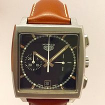 TAG Heuer Monaco Chronograph Limited Edition Steve McQueen ...