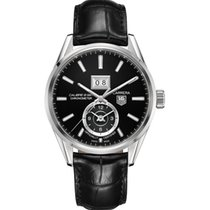 TAG Heuer Carrera Calibre 8 Grande Date GMT - 41mm - war5010.f...