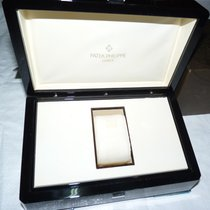 Patek Philippe PATEK PHLIPPE LARGE WOODEN WATCH DISPLAY BOX /...