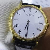 Patek Philippe Calatrava Yellow Gold 5120J-001
