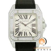 까르띠에 (Cartier) SANTOS100 LM
