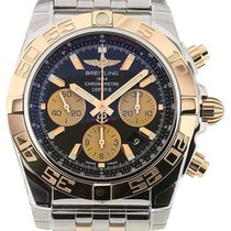 Breitling Chronomat 44 Chronograph Dual Tone