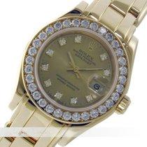 ロレックス (Rolex) Pearlmaster Gelbgold 69298
