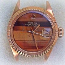 롤렉스 (Rolex) Ladies 6917 President Head18k Yellow Gold 26mm...