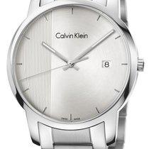 ck Calvin Klein city Herrenuhr K2G2G14X