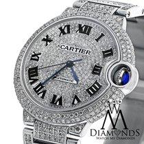 까르띠에 (Cartier) Diamond Cartier Ballon Bleu W6920071 Automatic...