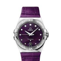 Omega Ladies 12313356060001 Constellation Watch