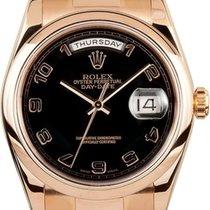 Ρολεξ (Rolex) Rolex President Day Date 18k Rose Gold 118205